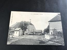 122 - CHANTRANS La Place - 1910 - France
