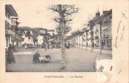 Fuenterrabia (Espagne) - La Marina - Guipúzcoa (San Sebastián)