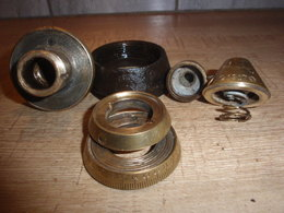 Tête D'obus De 76 Mim Minenwerfer -ww1 N°1 - 1914-18