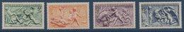 FR 1949  Bas-reliefs De La Fontaine De Bouchardon    N°YT  859-862  ** MNH - Unused Stamps