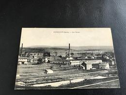 EXINCOURT (Doubs) Les Usines - 1944 - Autres Communes