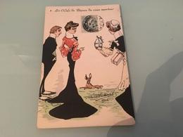 Ancienne Carte Postale - Illustrateur - Felix Pol Jobbé Duval - Illustrateurs & Photographes