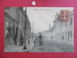 DIJON  ( 21 ) Rue De L'HOPITAL - Dijon