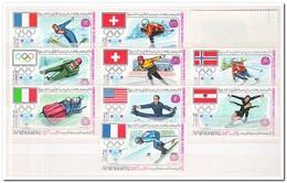 Yemen 1968, Postfris MNH, Olympic Winter Games ( See Scan 3th Stamp ) - Yemen