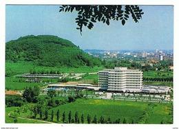 MONTEGROTTO  TERME (PD):    HOTEL  APOLLO  TERME  -  PER  LA  SVIZZERA  -  FG - Hotels & Restaurants