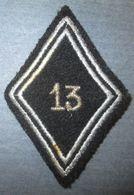 Losange 13° Dragons Parachutiste - Armée De Terre