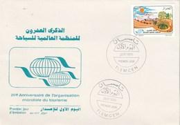 Algérie FDC 1995 Yvert 1080 OMT Tourisme - Algeria (1962-...)