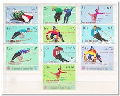 Yemen 1968, Postfris MNH, Olympic Winter Games - Yemen