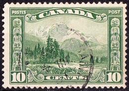 CANADA 192810c GreenMount Hurd & Totam Pole SG281FU - Used Stamps
