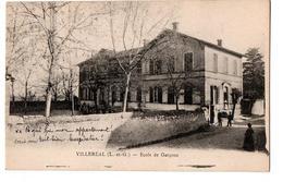 VILLEREAL ECOLE DE GARCONS ANIMEE - France