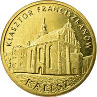 Monnaie, Pologne, 2 Zlote, 2011, Warsaw, SPL, Laiton, KM:806 - Pologne