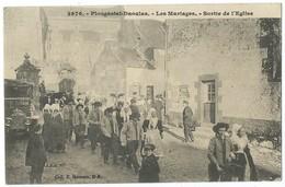 PLOUGASTEL DAOULAS THEME MARIAGE NOCE - Plougastel-Daoulas