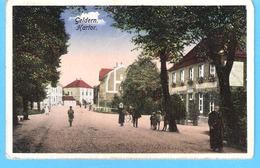 Geldern-Kreis-Kleve-Rhénanie Nord-Westphalie-1919-Hartor-Franchise Militaire-envoyé Par Un Soldat Belge à Wonck S/Geer - Geldern