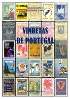 VINHETAS DE PORTUGAL (3ª PARTE), By PAULO RUI BARATA And JOSÉ PERES CLARO - Fiscaux