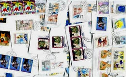 Slovakia KILOWARE MissionBag 100g (3½oz) 60% Commemoratives 40% Definitives Stamp Mixture - Slovakia