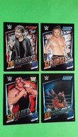 Topps  Slam Attax Then Now Forever   Card No. 44, 80, 131,224 - Trading Cards