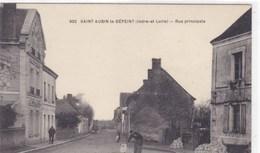 Indre-et-Loire - Rue Principale - Francia