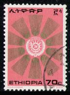 ETHIOPIA 1976 - From Set Used - Ethiopia