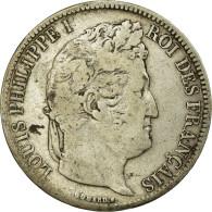 Monnaie, France, Louis-Philippe, 5 Francs, 1831, Marseille, TB, Argent - France