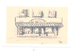 "Carte De Visite -   Restaurant  "" Le Sarami""  SPA (van) - Cartes De Visite"