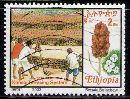 ETHIOPIA 2003 - From Set Used - Ethiopia