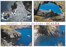 Italie Scalea Divers Aspects (2 Scans) - Cosenza