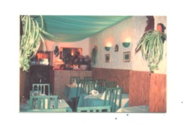 """Carte De Visite -  Restaurant Espagnol  """" La Madrena  """"  VERVIERS (van) - Cartes De Visite"""