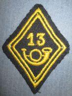 Losange  13° Bataillon De Chasseurs Alpins - Armée De Terre