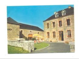 """Carte De Visite -   Hôtel - Restaurant   """" Le St Martin  """"  COURTIL/BOVIGNY (van) - Cartes De Visite"""