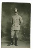 Carte Photo Studio - Militaire Du 26e (cavalier) - Photo A Tallon, Langres (52) Pas Circulé - Postcards