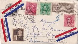 USA 1941 PLI AERIE DE MIAMI BEACH - Etats-Unis