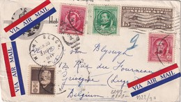 USA 1941 PLI AERIE DE MIAMI BEACH - Lettres & Documents