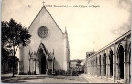 28 LEVES - Asile D'aligre, La Chapelle - - Lèves