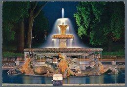 °°° Cartolina N. 160 Roma Fontana Dei Cavalli Marini Nuova °°° - Roma (Rome)