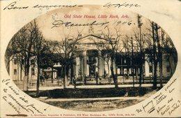 CPA - Old State House Museum ( Little Rock - Arkansas ) - Etats-Unis