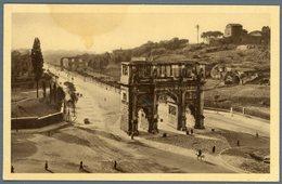 °°° Cartolina N. 161 Roma Via Dei Tritoni Nuova °°° - Roma (Rome)