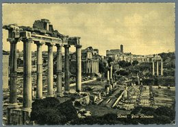 °°° Cartolina N. 165 Roma Foro Romano Nuova °°° - Roma (Rome)