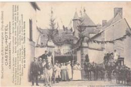 St GERVAIS D AUVERGNE - Castel -Hotel  - (lot Pat 72) - Saint Gervais D'Auvergne