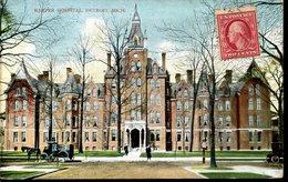 CPA - Hôpital Harper - Detroit