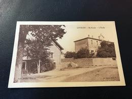 LIVRON St Genis - L'Ecole - 1940 145e Bataillon De L'Ain - France