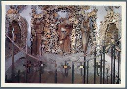 °°° Cartolina N. 167 Roma Via Veneto 27 Cimitero Dei Cappuccini 1° Cappella Nuova °°° - Roma (Rome)