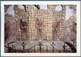 °°° Cartolina N. 168 Roma Via Veneto 27 Cimitero Dei Cappuccini 2° Cappella Nuova °°° - Roma (Rome)