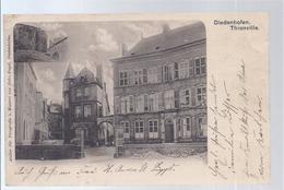 AK-31056 -  Diedenhofen Bei Thionville -   Teilansicht - Thionville