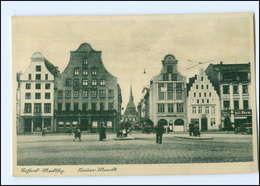 Y12714/ Rostock Neuer Markt AK Ca.1930 - Unclassified
