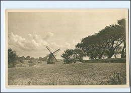 Y12712/ Ahrenshoop  Windmühle AK Ca.1920 - Unclassified