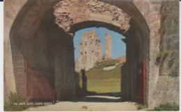 Postcard - The Main Gate Corfe Castle - Card No..2530c -  Unused Very Good - Unclassified