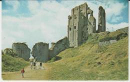 Postcard - Corfe Castle Swanage - Card No..pt2130 -  Unused Very Good - Unclassified