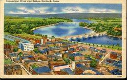 CPA - Le Pont Bridge Street - Hartford