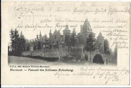 MORESNET - Fassade Des Schlosses Eulenburg  1907 (DVD Nr 7652) - Plombières