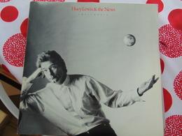 Huey Lewis & The News- Small World - Rock